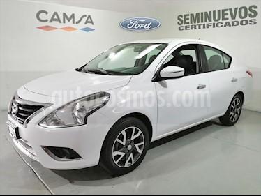 Nissan Versa 4P EXCLUSIVE L4 1.6 AUT usado (2015) color Blanco precio $179,900