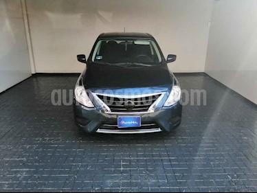 Nissan Versa 4p Sense L4/1.6 Man usado (2015) color Azul precio $124,000