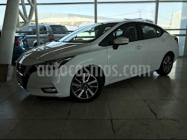 Nissan Versa Advance Aut usado (2020) color Blanco precio $264,900