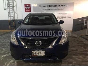 Nissan Versa 4P SENSE AT A/AC. VE. usado (2019) precio $209,900