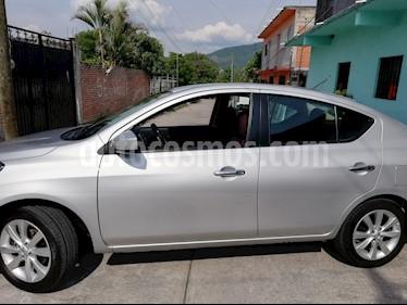 Foto Nissan Versa Advance usado (2017) color Plata precio $175,000