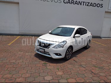 Nissan Versa Advance Aut usado (2019) color Blanco precio $219,900