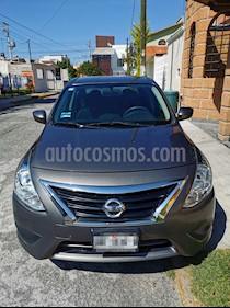 Nissan Versa Sense Aut usado (2015) color Marron precio $127,000