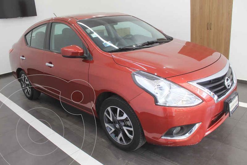 Foto Nissan Versa Advance usado (2019) color Rojo precio $229,000