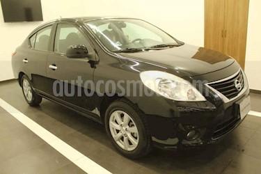 Nissan Versa Advance usado (2012) color Negro precio $125,000