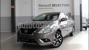 Foto Nissan Versa Exclusive Aut usado (2016) color Blanco precio $175,000