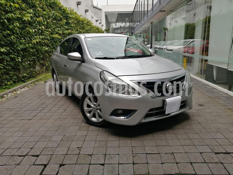 Foto Nissan Versa Advance usado (2018) color Plata Dorado precio $178,000