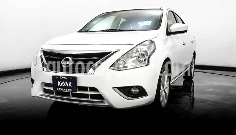 Nissan Versa Advance Aut usado (2018) color Blanco precio $197,999