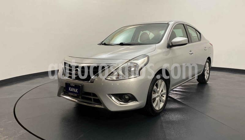 Nissan Versa Advance Aut usado (2016) color Plata precio $159,999