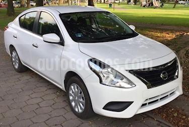 Nissan Versa Sense Aut usado (2017) color Blanco precio $149,000