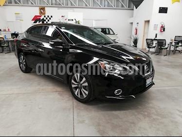 Nissan Versa Exclusive NAVI Aut usado (2017) color Negro precio $235,000