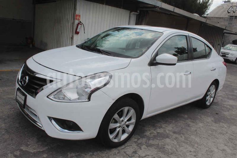 Nissan Versa Advance Aut usado (2016) color Blanco precio $169,000
