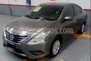 Nissan Versa 4P ADVANCE L4/1.6 MAN usado (2013) color Gris precio $119,000