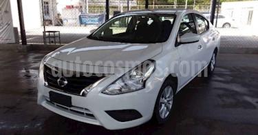Nissan Versa Sense Aut usado (2019) color Blanco precio $179,900