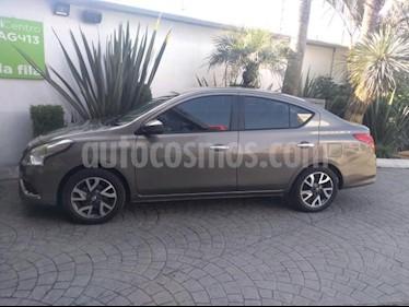 Nissan Versa 4P EXCLUSIVE L4/1.6 AUT usado (2018) precio $215,700