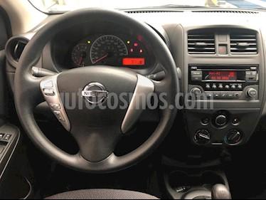 Nissan Versa 4P SENSE TM5 A/AC. VE. usado (2019) color Blanco precio $209,000