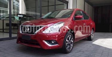 Nissan Versa 4P ADVANCE TM5 A/AC. VE F. NIEBLA RA-16 usado (2019) color Rojo precio $235,000