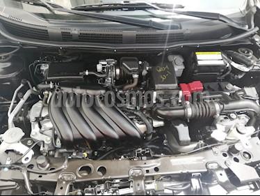 Nissan Versa Exclusive Aut usado (2019) color Gris Oscuro precio $239,000