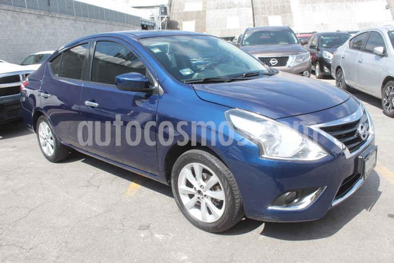 Foto Nissan Versa Advance usado (2018) color Azul precio $189,000