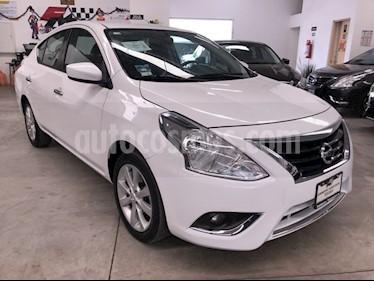 Nissan Versa Advance Aut usado (2017) color Blanco precio $189,000