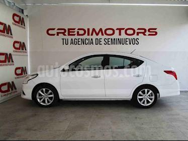 Nissan Versa Advance Aut usado (2017) color Blanco precio $158,000