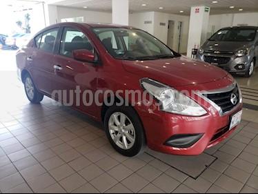 Foto Nissan Versa Sense usado (2019) color Rojo precio $197,800