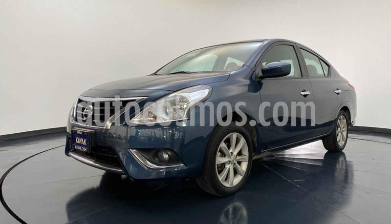Nissan Versa Advance usado (2016) color Blanco precio $159,999