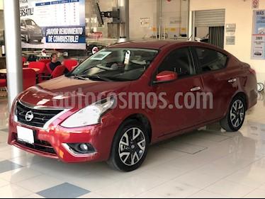 Nissan Versa Advance usado (2019) color Rojo precio $229,000
