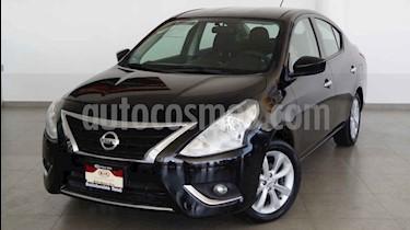 Nissan Versa Advance usado (2015) color Negro precio $143,000