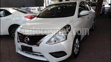 Nissan Versa Sense Aut usado (2019) color Blanco precio $194,900
