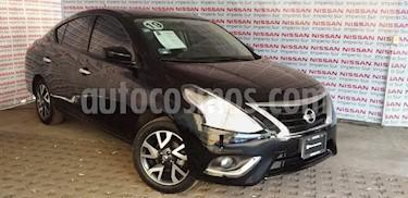 Nissan Versa Advance usado (2019) color Negro precio $225,000