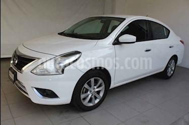 Foto Nissan Versa Advance Aut usado (2012) color Blanco precio $119,000