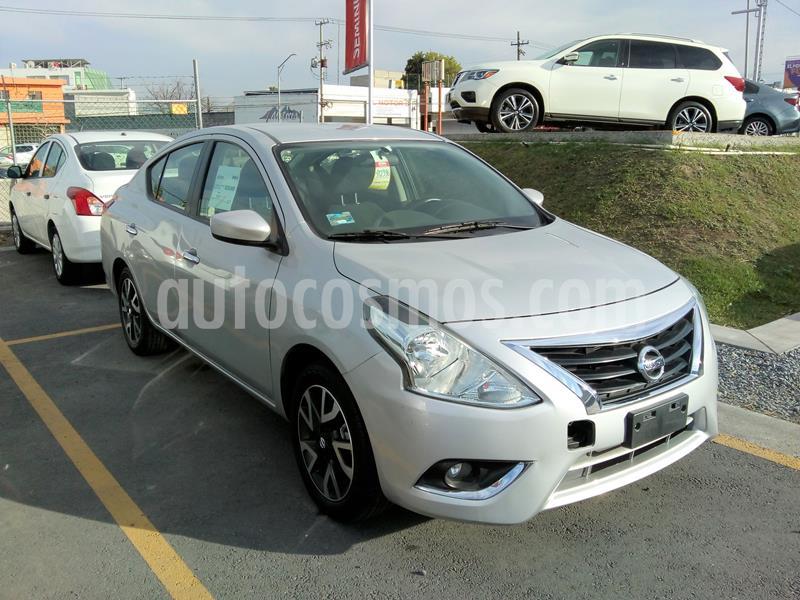 Nissan Versa Advance usado (2019) color Plata Dorado precio $220,000