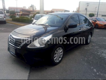 Nissan Versa Sense usado (2017) color Negro precio $159,000