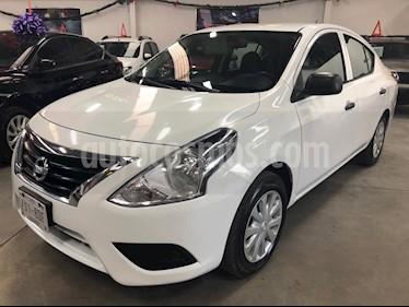 Nissan Versa Drive usado (2018) color Blanco precio $159,000