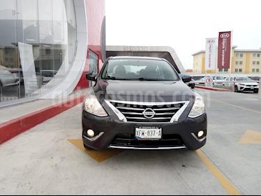 Foto Nissan Versa Advance usado (2017) color Negro precio $165,000