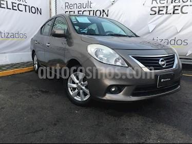 Nissan Versa Advance  usado (2014) color Acero precio $122,000