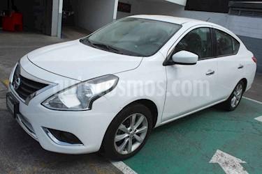 Nissan Versa 4p Advance L4/1.6 Aut usado (2015) color Blanco precio $155,000
