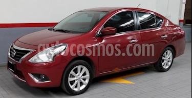 Nissan Versa 4P ADVANCE TM5 A/AC. VE F. NIEBLA RA-16 usado (2018) color Rojo precio $187,000
