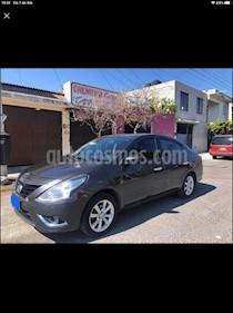 Nissan Versa Advance usado (2016) color Gris Oscuro precio $139,000
