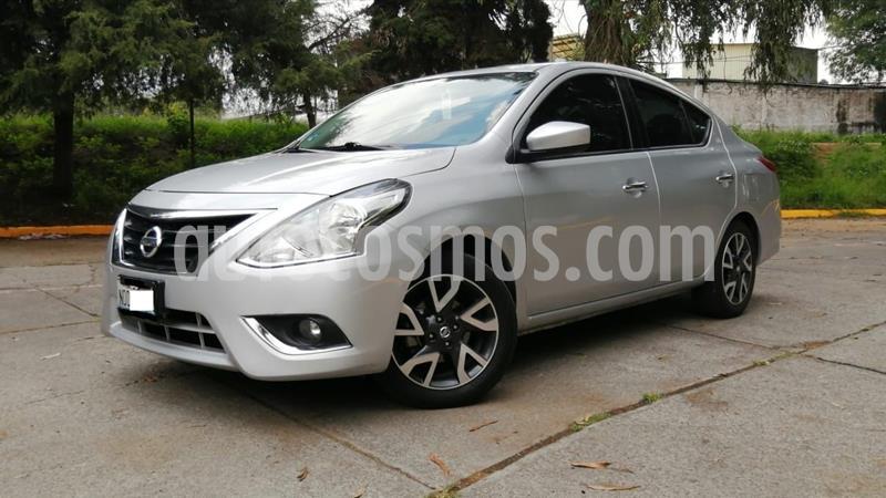 Nissan Versa Advance usado (2019) color Plata Dorado precio $239,000