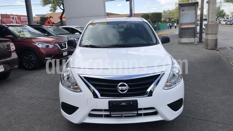 Nissan Versa Drive A/A usado (2019) color Blanco precio $165,000