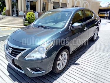 Nissan Versa Advance usado (2017) color Azul precio $177,000