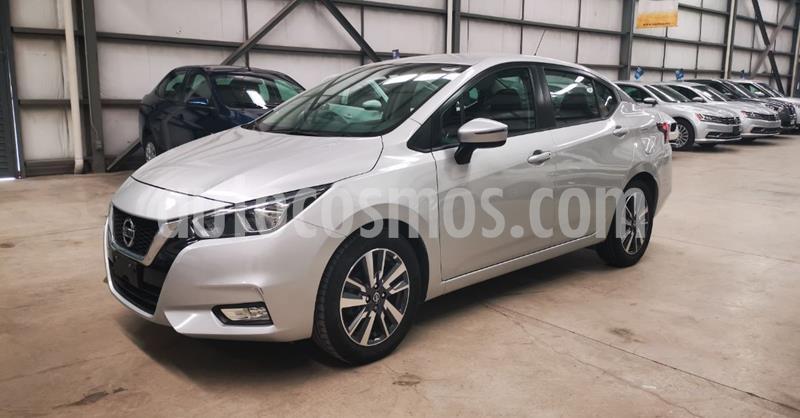 Nissan Versa Advance usado (2020) color Blanco precio $259,900