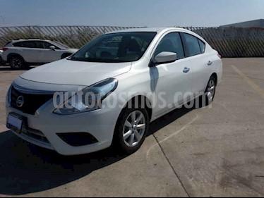 Nissan Versa 4p Sense L4/1.6 Aut usado (2019) color Blanco precio $177,901