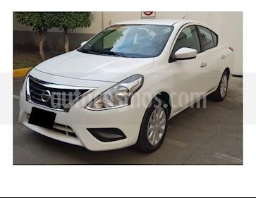 Foto Nissan Versa Sense usado (2016) color Blanco precio $149,000