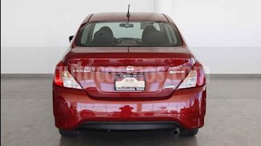 foto Nissan Versa Exclusive Aut usado (2015) color Rojo precio $175,000