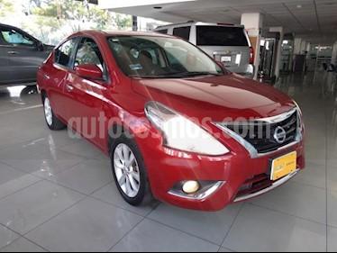 Nissan Versa 4P ADVANCE L4/1.6 AUT usado (2015) color Rojo precio $165,900