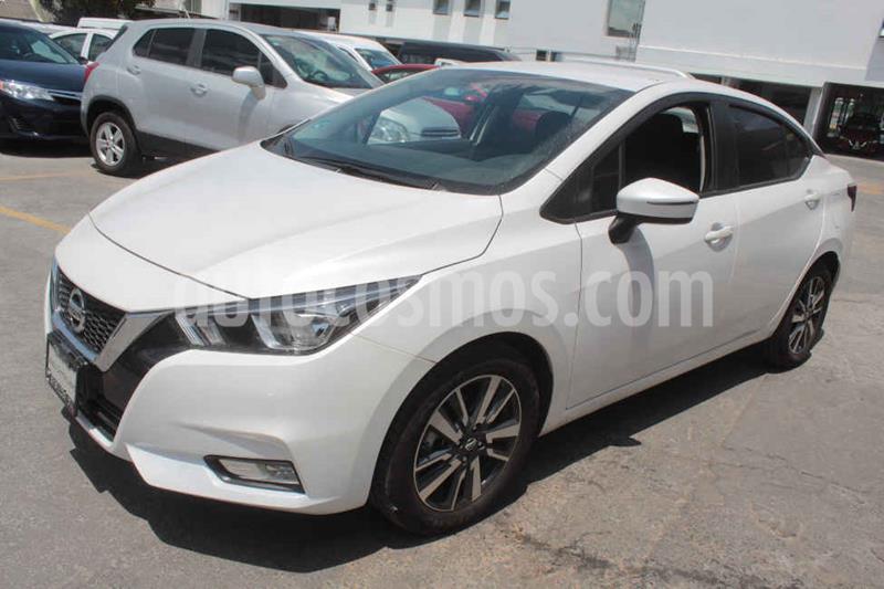 Nissan Versa Advance Aut usado (2020) color Blanco precio $252,000