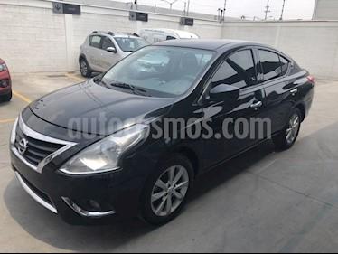 Nissan Versa Advance usado (2017) color Negro precio $179,000